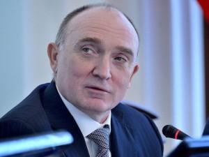 Решается вопрос об отставке губернатора Бориса Дубровского