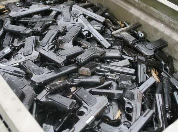 На Брянщине уменьшился незаконный оборот оружия