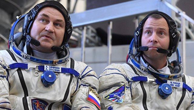 После аварийной посадки космонавтов госпитализация не потребовалась