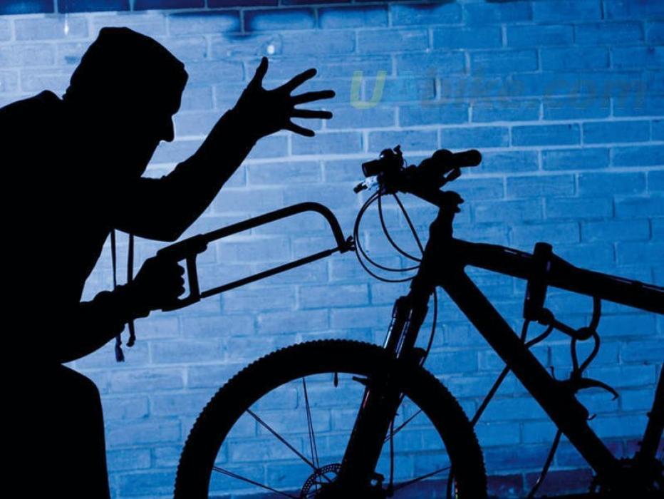 Брянские полицейские поймали похитителя велосипедов