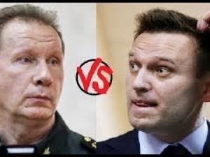Навальный выбрал «оружие», приняв вызов Золотова на дуэль