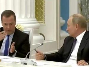 О состоянии здоровья Путина спорят в соцсетях