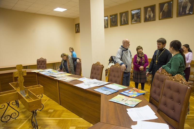 Брянская епархия подвела итоги конкурса детского рисунка