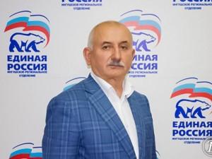 Он голосовал за повышение пенсионного возраста. Депутат Юшаа Газгиреев