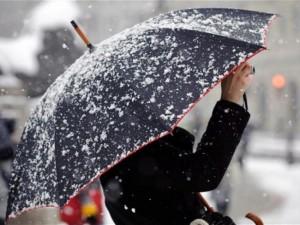 Дожди и мокрый снег прогнозируют сегодня в Челябинской области