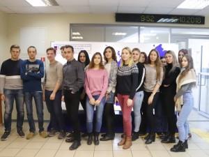 Студенты первого курса челябинского филиала РАНХиГС посетили инновационный бизнес-инкубатор