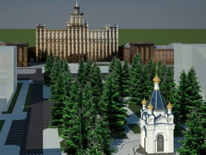 Депутатская комиссия поддержала строительство часовни у ЮУрГУ