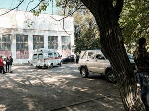 У раненных при взрыве в Керчи из тел извлекают болты и гвозди