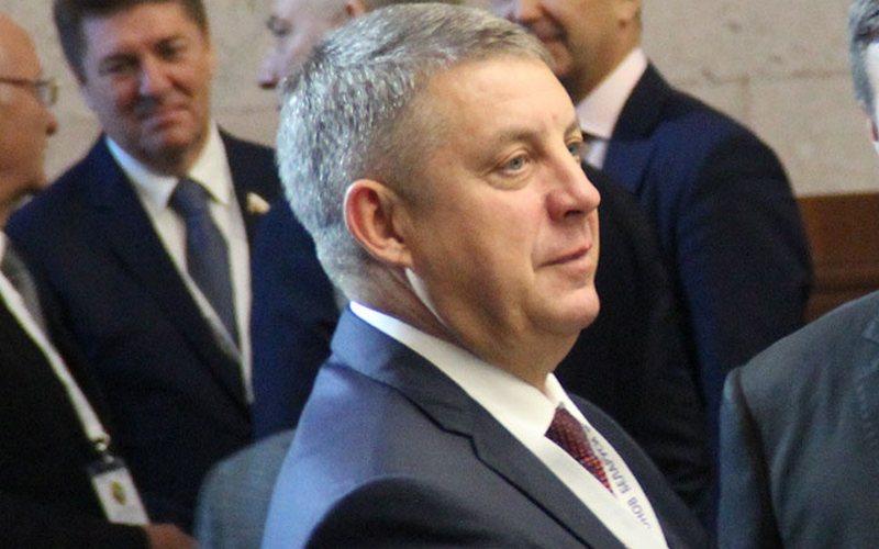 Брянского губернатора наградили за укрепление отношений с Белоруссией