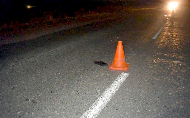 В Брянске пешеход едва не погиб под колесами машины
