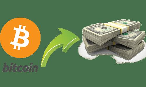Обмен Bitcoin на наличные в гривне, евро или USD