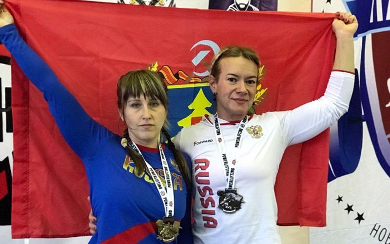 Брянские спортсменки стали призерами Кубка России по пауэрлифтингу