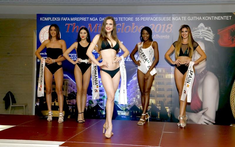Талант брянской красавицы оценили на конкурсе в Албании
