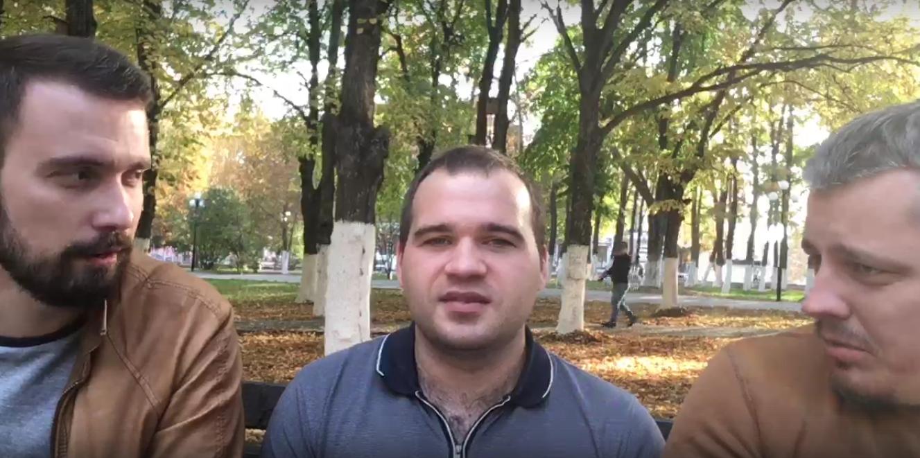 Разговор со спасителем старушки из Клинцов