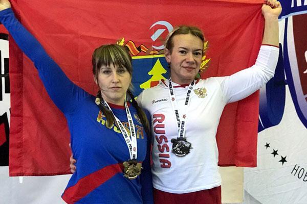 Брянская спортсменка выиграла соревнования на Кубке России