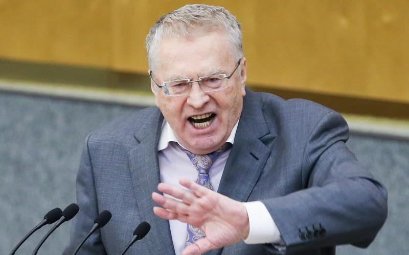 Чтобы НАТОвские танки непрошли: Жириновский предложил нестроить дороги вБрянске