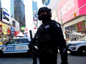 Уик-энд в Нью-Йорке впервые за 25 лет прошел без убийств