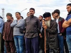 Силовики Ингушетии отказались подавлять народный протест