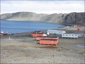 Ссора полярников в Антарктиде закончилась поножовщиной