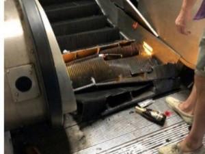 30 человек пострадали в римском метро