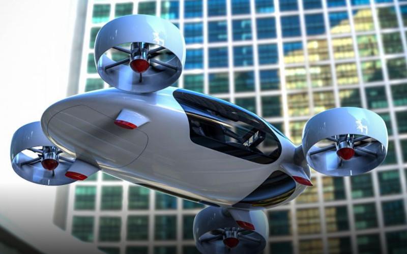 В России создали прототип беспилотного аэротакси
