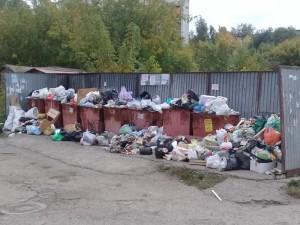 Вслед за Челябинском мусорный коллапс может случиться еще в 19 регионах России