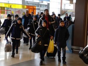 Юные футболисты из Челябинской области съездили в Петербург