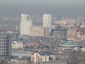 Челябинск окутал «навозный» запах