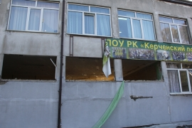 Опознание тел погибших началось в Керчи