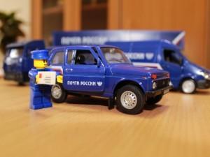 В 10 раз в Челябинской области выросли продажи игрушечных почтовых автомобилей