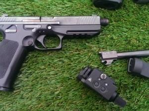 Пистолет Лебедева может заменить «Макарова»