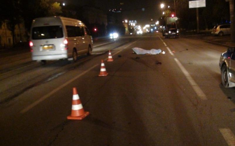 В Брянске автомобиль BMW сбил насмерть 58-летнего мужчину