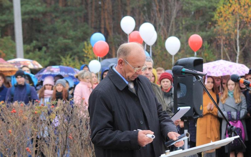 ВКлинцах вскрыли капсулу скомсомольским посланием 1968 года