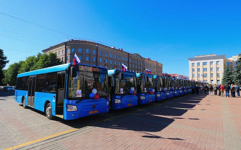 В Брянской области на покупку автобусов выделили 150 миллионов рублей