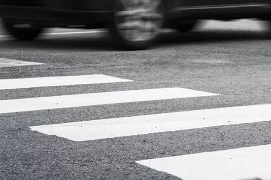 В Фокинском районе Брянска произошло ДТП на пешеходном переходе