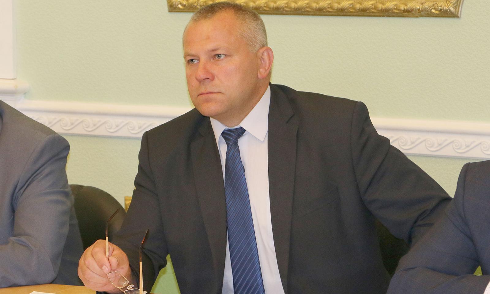 Брянский депутат Валентин Суббот выслушал граждан Новозыбкова
