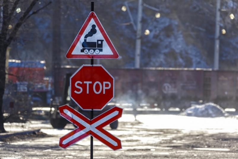 29 ноября в Суземке на целый день закроют железнодорожный переезд