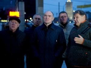 Дубровский и Тефтелев проверили готовность объектов, строящихся к саммитам БРИКС И ШОС