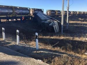 Пять человек погибли: автобус столкнулся с поездом в Саратовской области