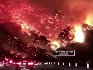 Ад в Калифорнии. Сгорело более тысячи домов