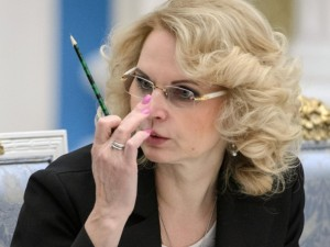 Вице-премьера Татьяну Голикову уличили в неумении считать