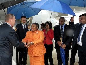Президента Путина призвали посетить Африку