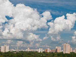 Москва на разгон облаков потратит более 410 миллионов рублей