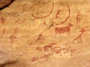 Пещерные рисунки палеолита оказались древними картами созвездий