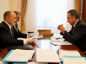 Дубровский и Мутко обсудят федеральное финансирование челябинских проектов