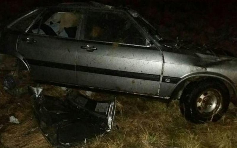 Пьяный автомобилист едва не убил пассажира под Трубчевском