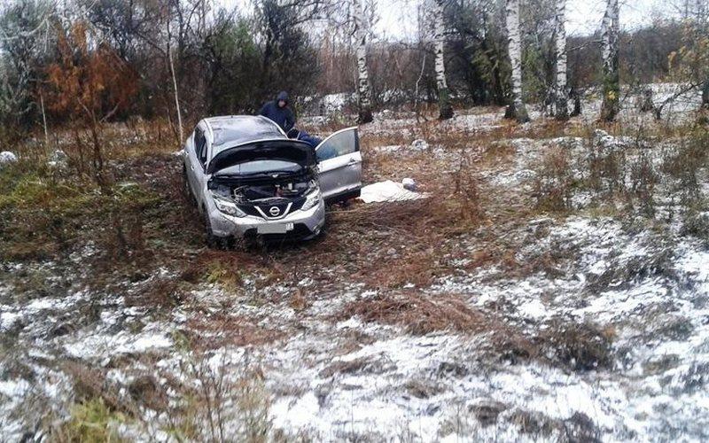 Пьяный автомобилист угробил своего пассажира в Климовском районе