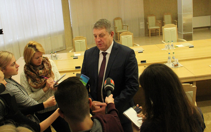 Александр Богомаз: на Беларусь приходится половина всего товарооборота Брянщины