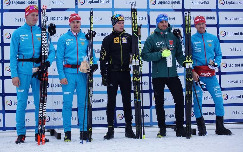 Брянский лыжник Александр Большунов завоевал еще одно серебро в Финляндии