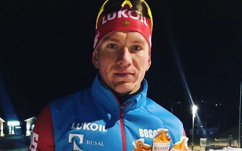 Брянский лыжник Большунов выиграл спринт на Кубке мира